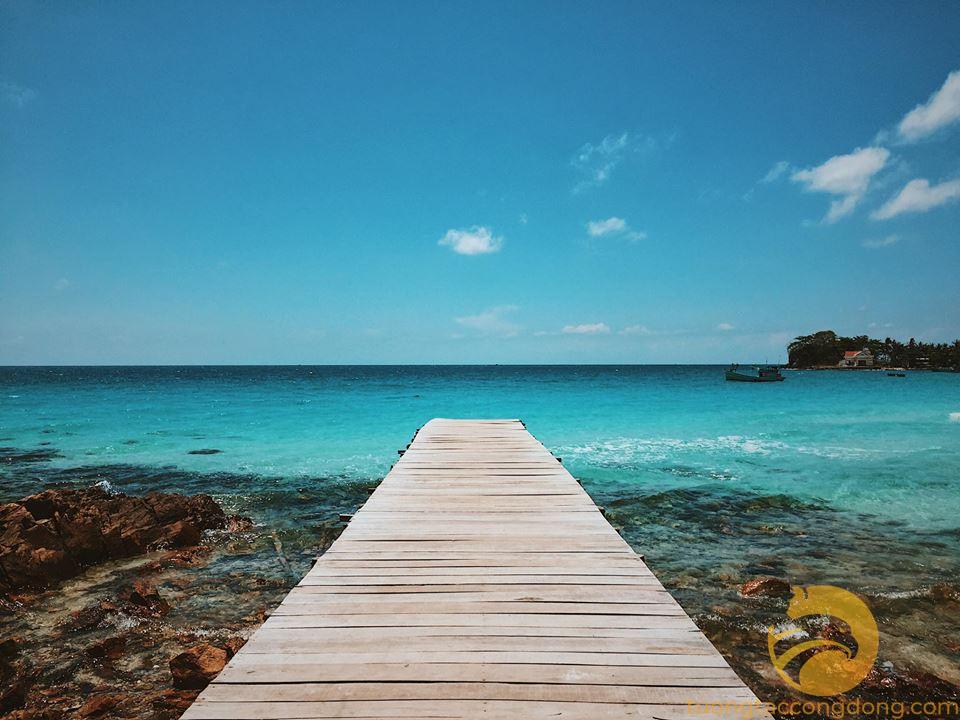 """KHÁM PHÁ QUẦN ĐẢO NAM DU – NGẤT NGÂY TRƯỚC KHUNG CẢNH """"MALDIVES VIỆT NAM"""""""