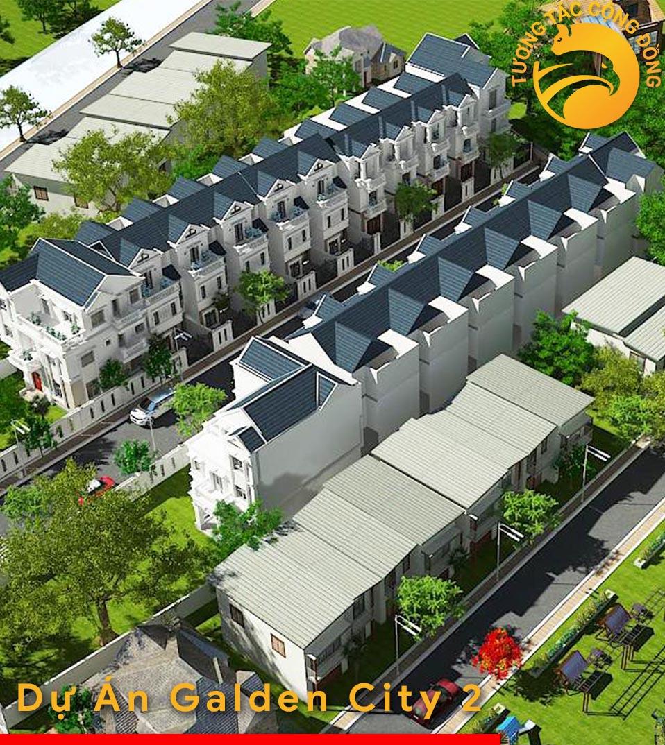 DỰ ÁN GOLDEN CITY 2 QUẬN 12 - TÂM ĐIỂM ĐẦU TƯ BẮT NHỊP THỊ TRƯỜNG